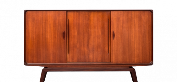 Danish HIGHBOARD from Clausen & Søn