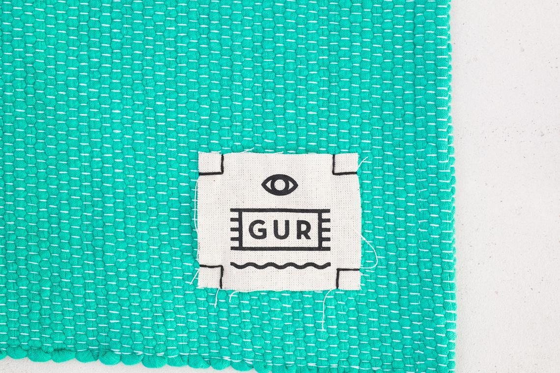 rug by Joana Estrela for GUR