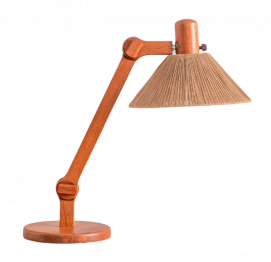 SWISS TABLE LAMP TYPE 30 OF TEMDE