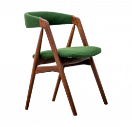 Dining Chair by TH. Harlev for Farstrup Møbler