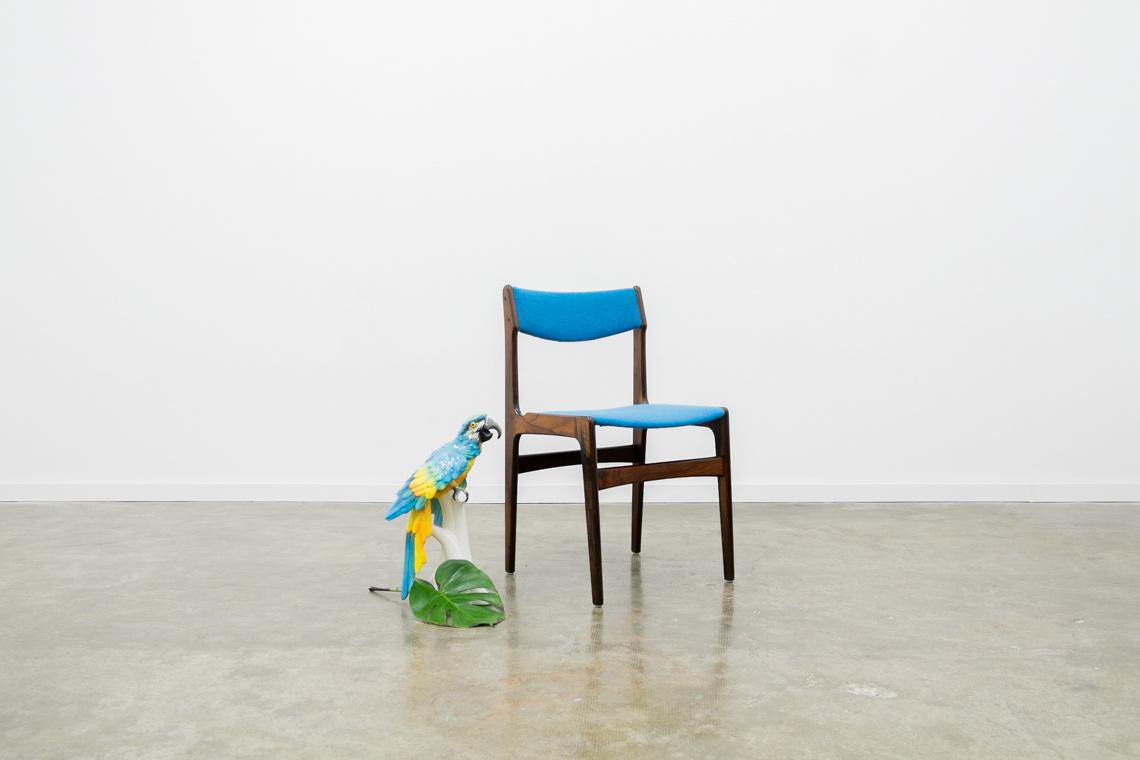 Model Nº088 dinner chair by Anderstrup Møbelfabrik
