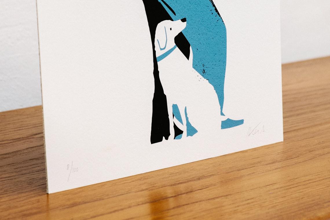 Art Print by Iker Ayestaran