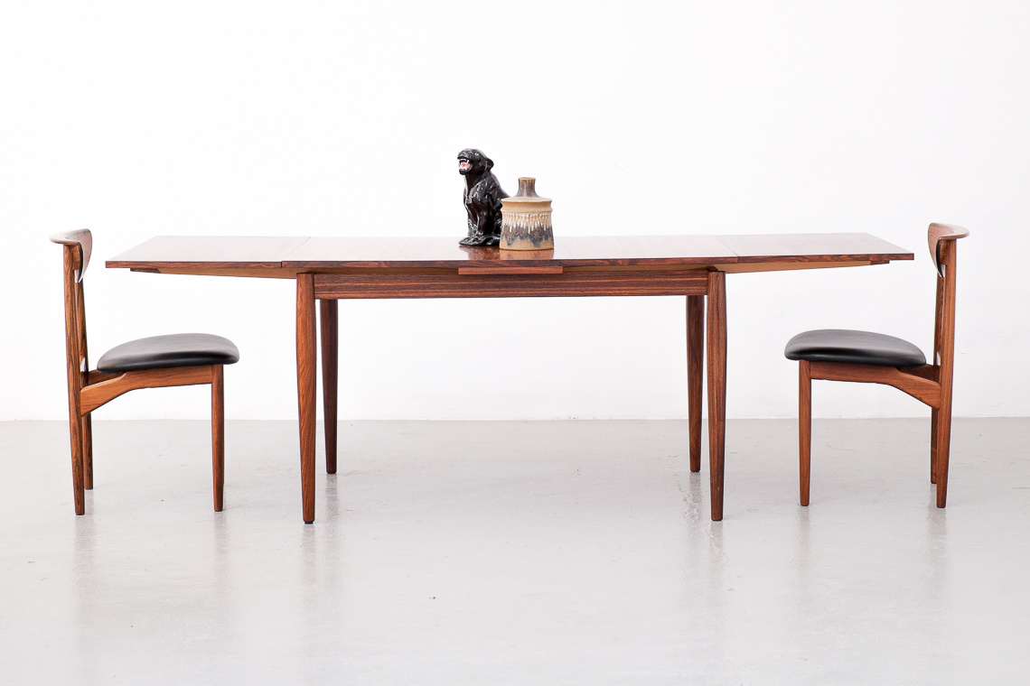 Extendable Dining Table from Lübke