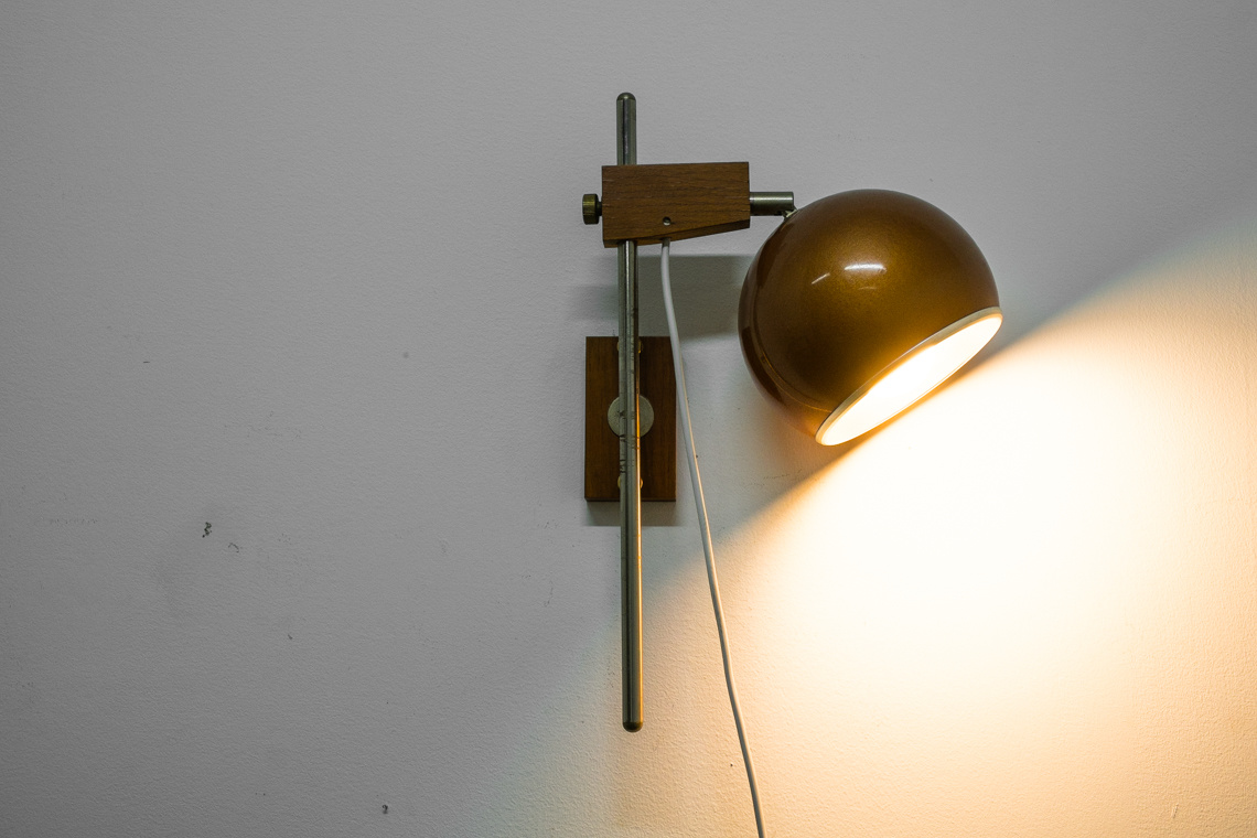 wall mount light BY TEMDE SWITZERLAND