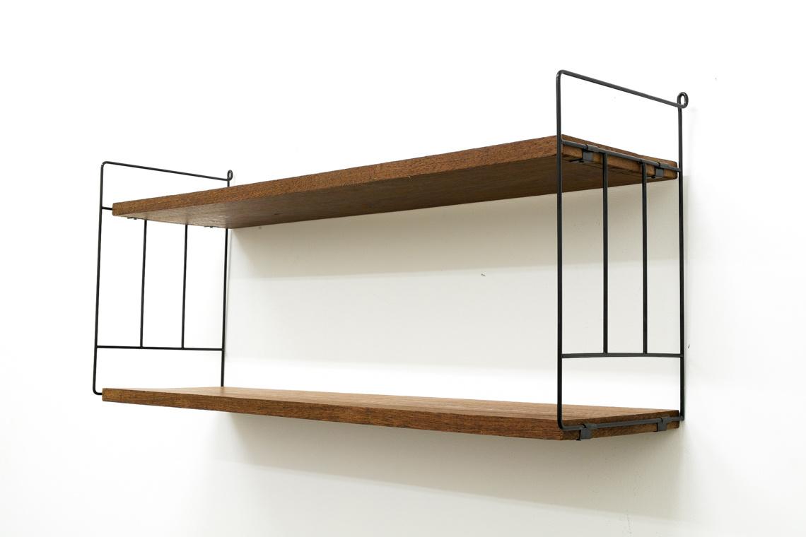 Danish bookshelf