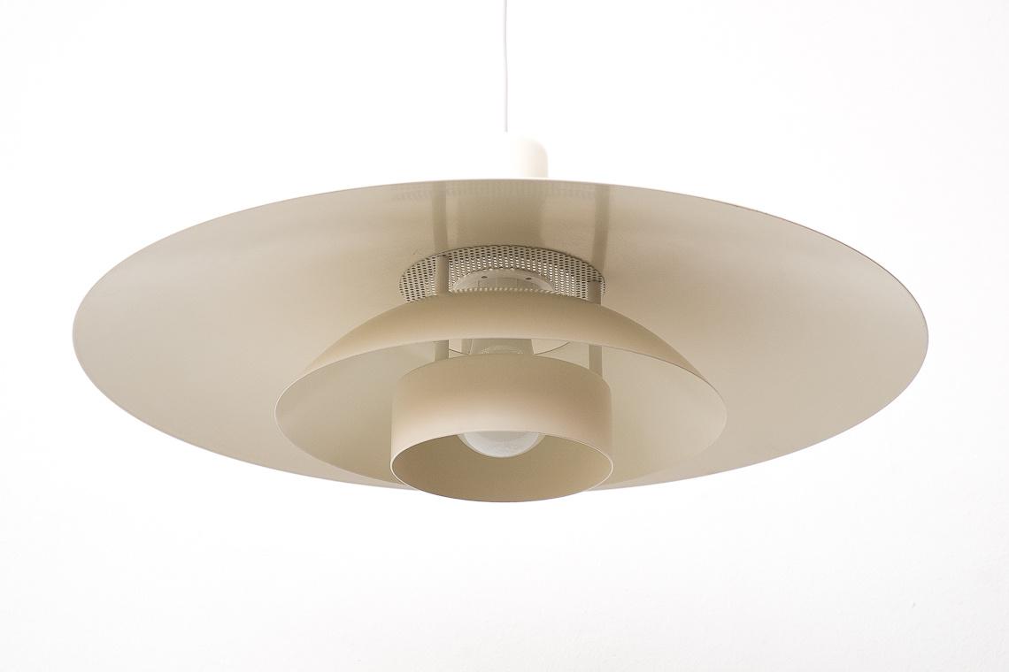 Danish Hanging Lamp from Top Lamper