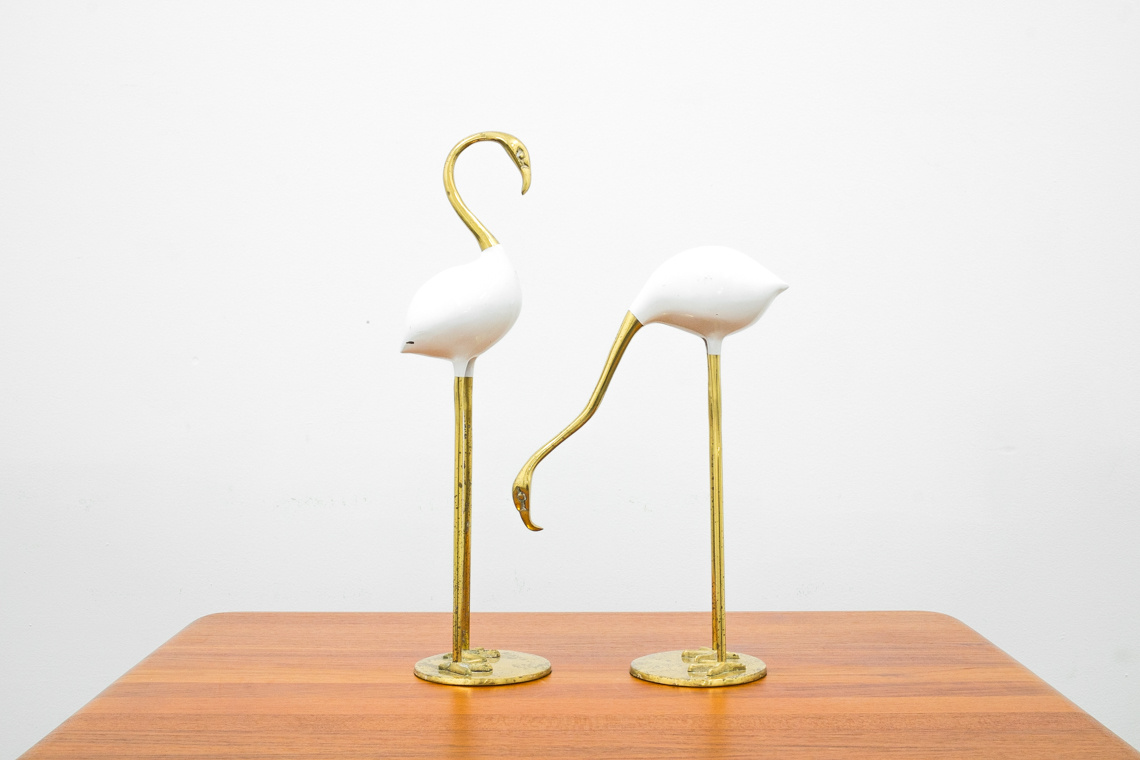 FLAMINGOS COUPLE