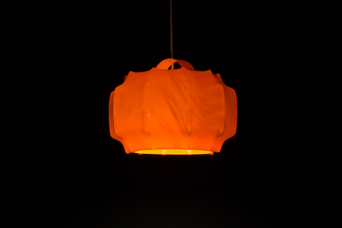 German Ceiling Lamp from ILKA PLAST