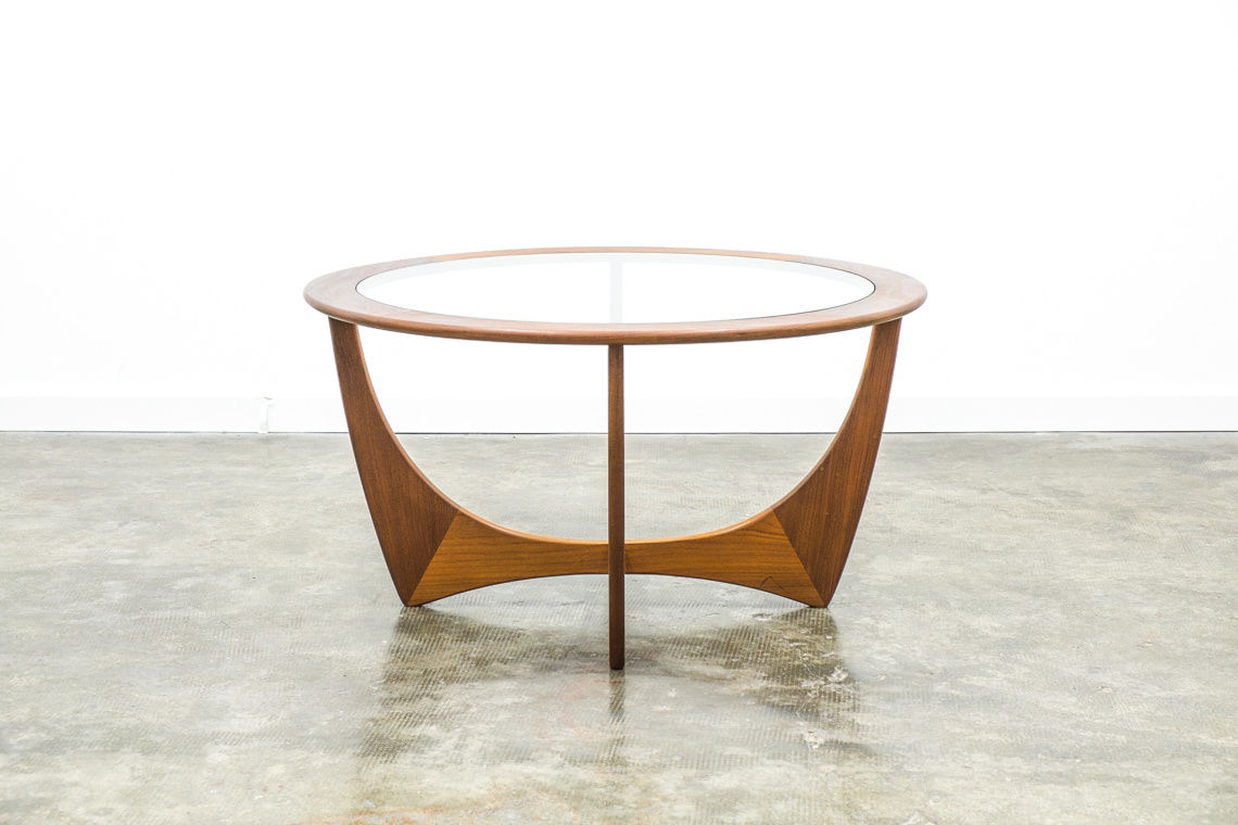 Teak Astro Coffee Table By G-Plan