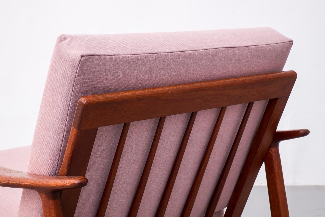 Mid-Century Danish teak Easy Chair