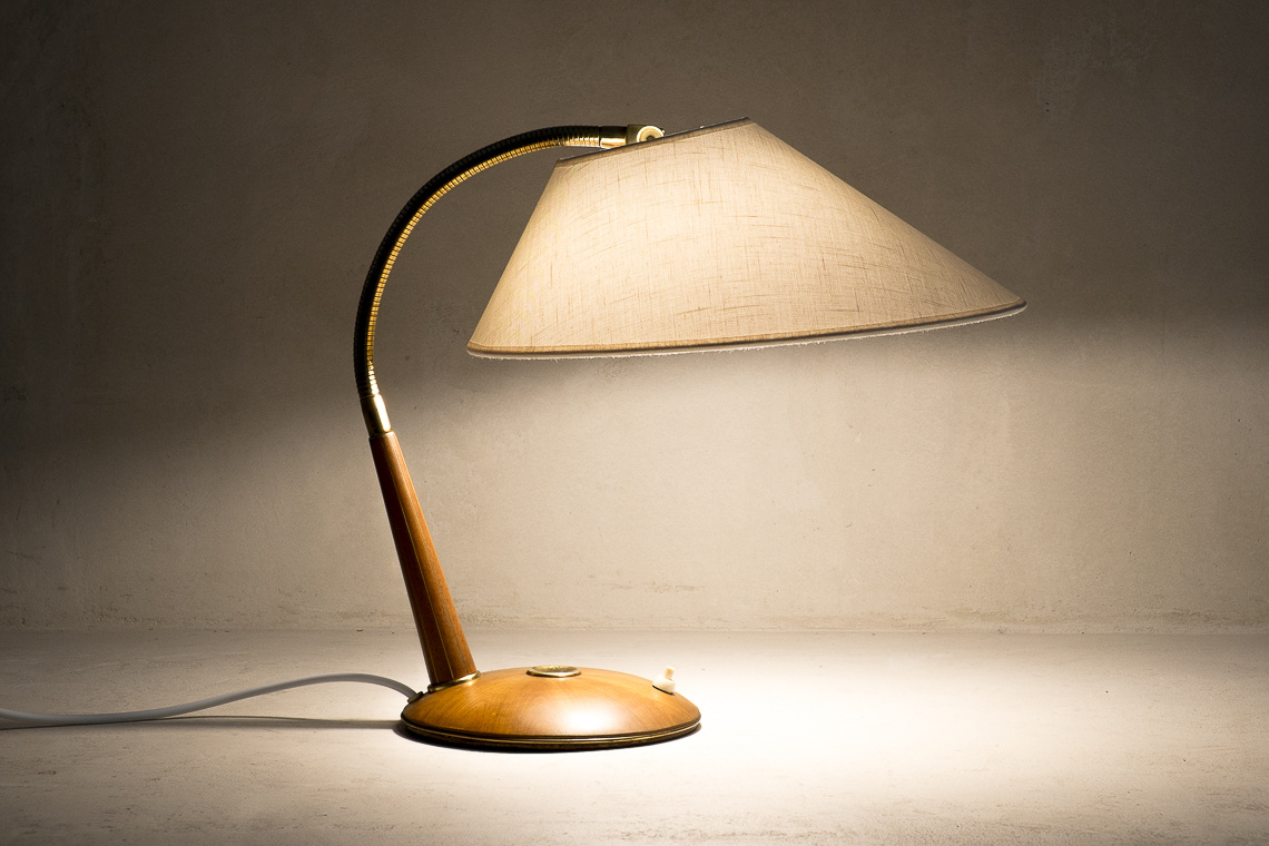 Table Lamp from Temde
