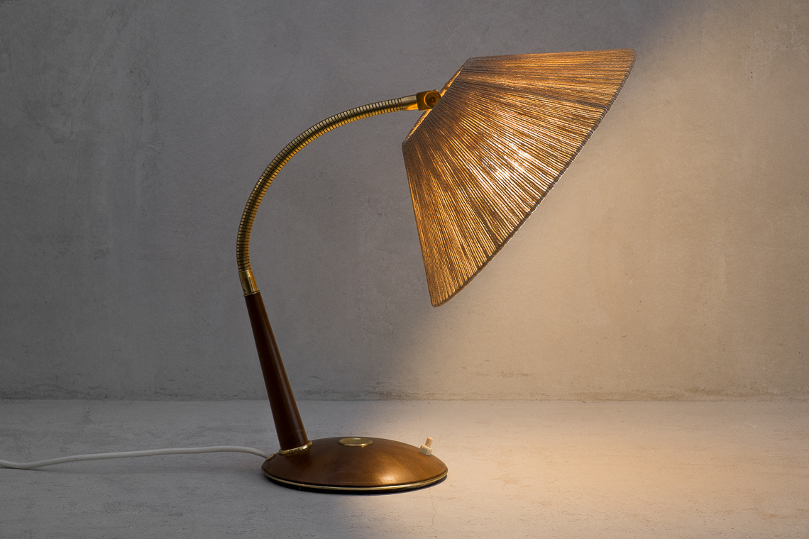 SWISS TABLE LAMP TYPE 31 OF TEMDE AG