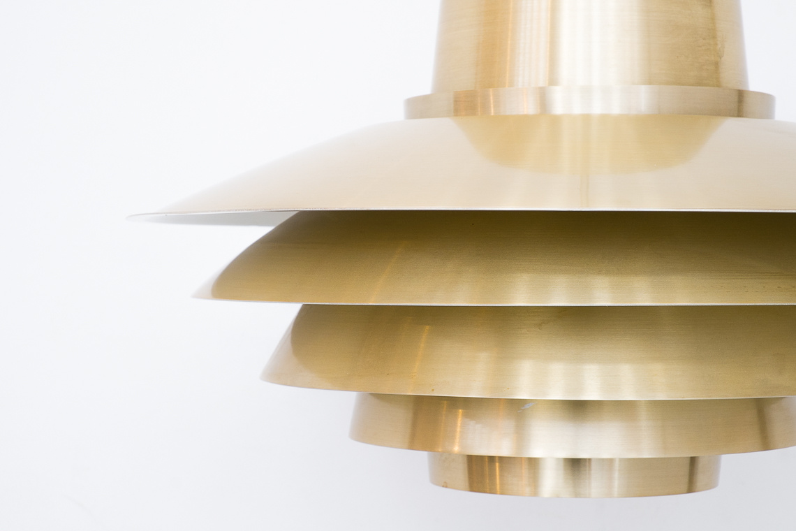 Verona Pendant Light by Svend Middelboe for Nordisk Solar