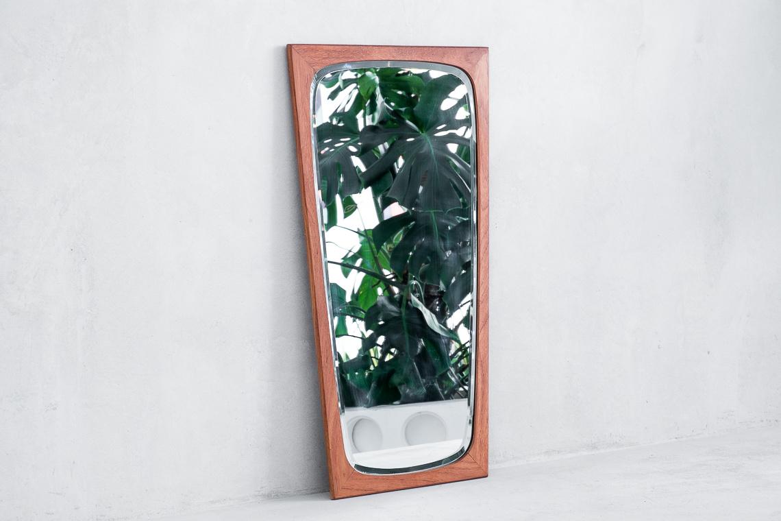 Danish Teak Mirror