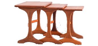 Nest tables G-PLAN of E-Gomme LTD.