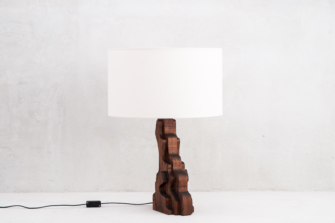 TABLE LAMP FROM TEMDE AG