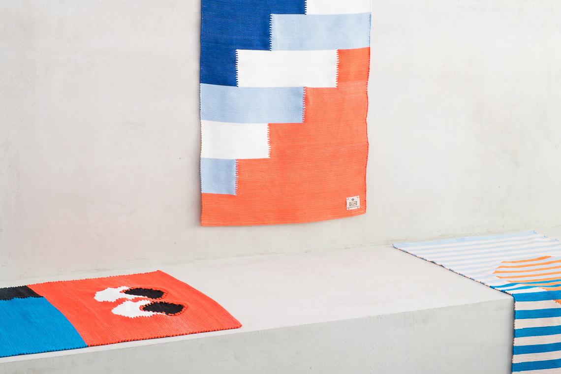 Rug by Daniel Clarke for GUR