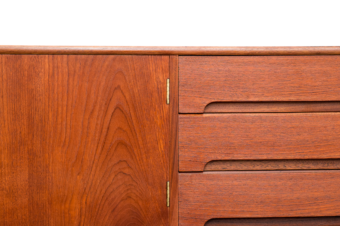 Mid Century Teak Sideboard by Younger