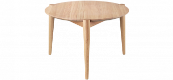 Coffee Table Søs (Ø 55cm) by Stine Weigelt for FDB Møbler