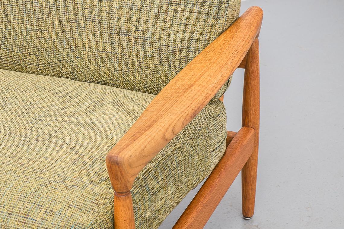 Kolding oak ARMCHAIR by Erik Wørts
