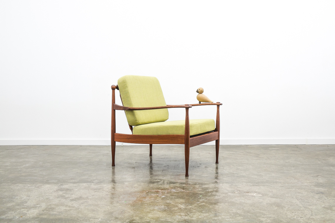 60's Danish arm chair