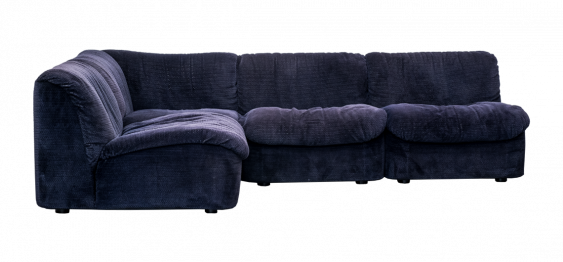 Modular Sofa Group SERIE DECA BY TITO AGNOLI FOR ARFLEX