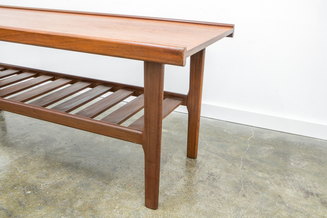 MYER TEAK COFFEE TABLE