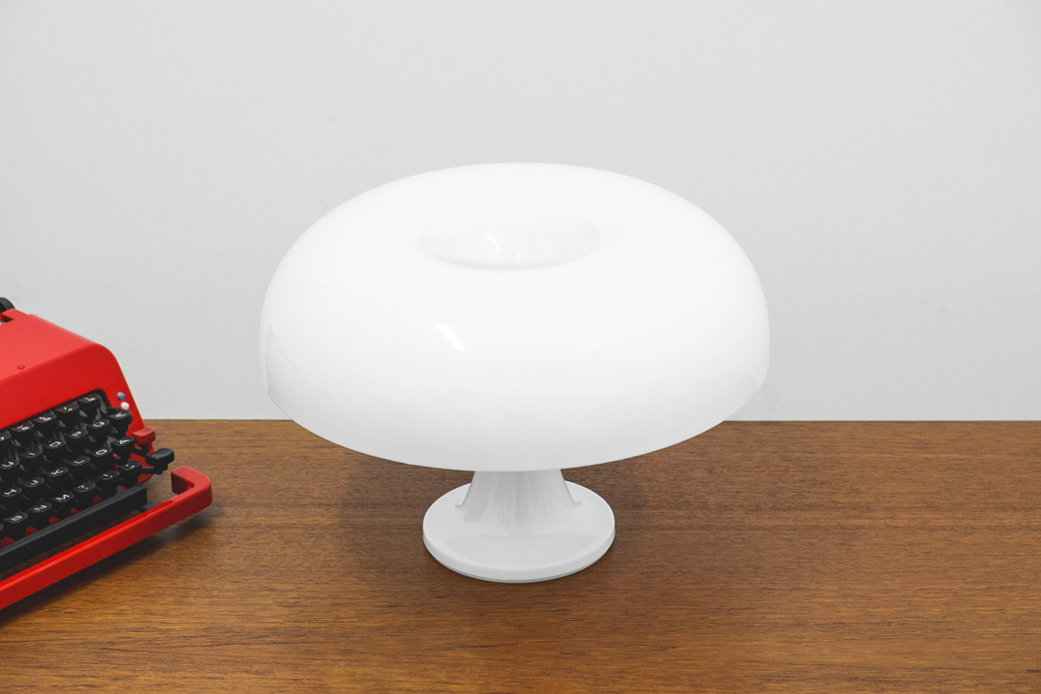 Nessino Small Table Lamp by Artemide