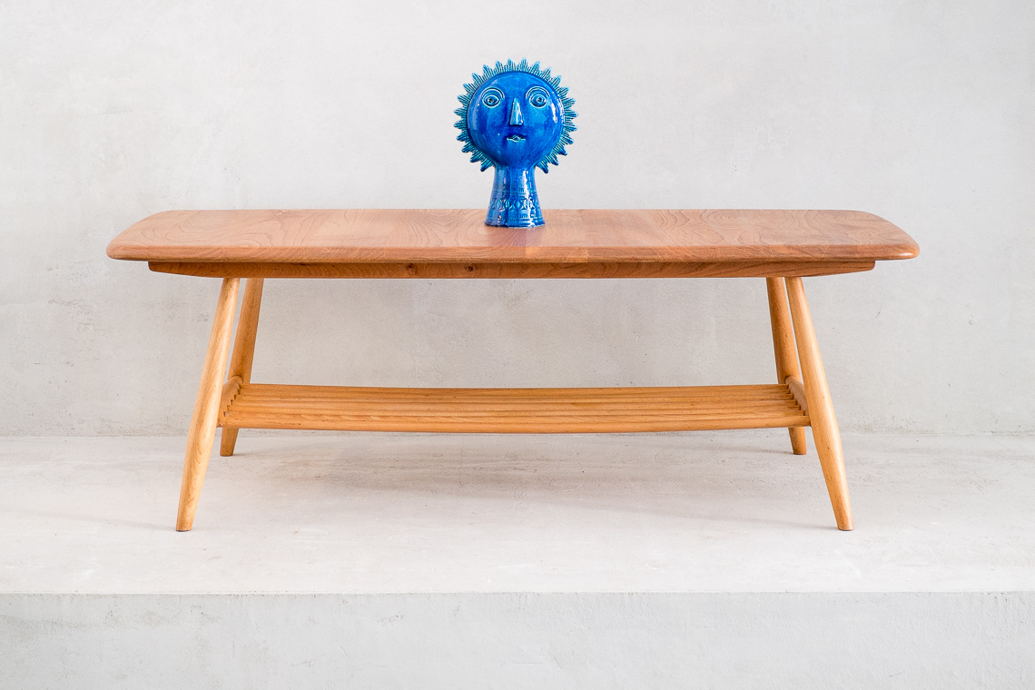 Elm Coffee Table from Ercol Furniture