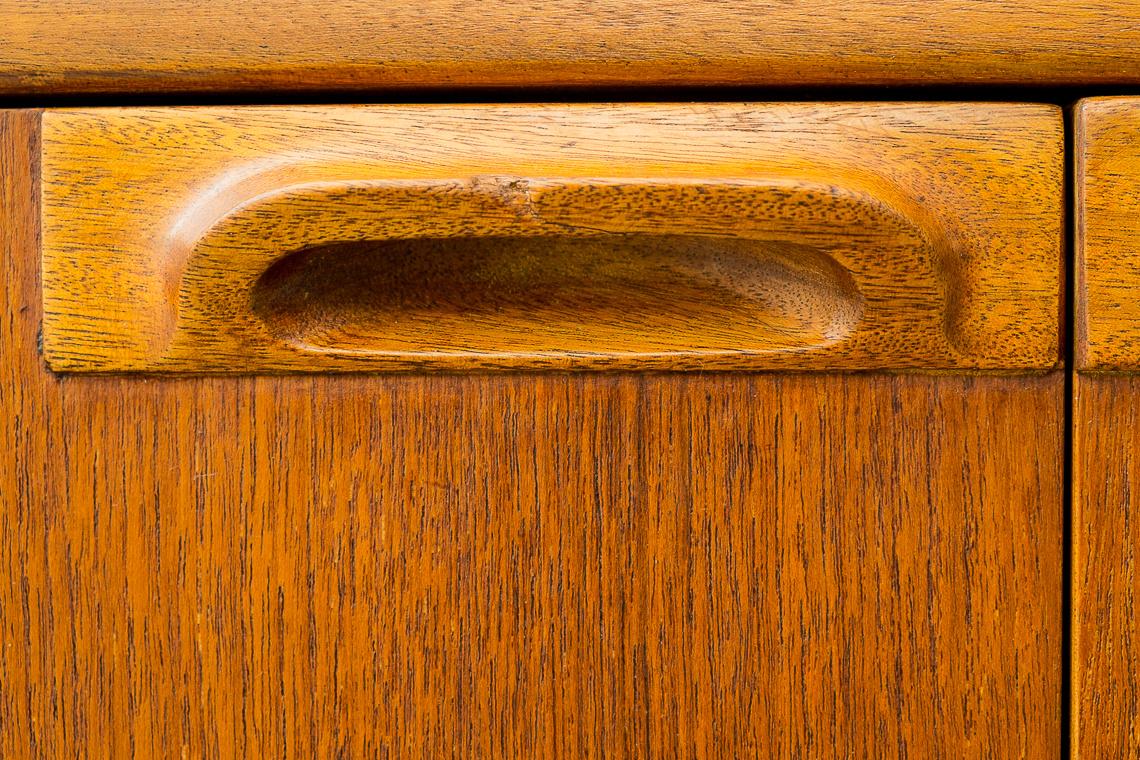 Mid-Century Teak Sideboard by A. H. McIntosh Scotland