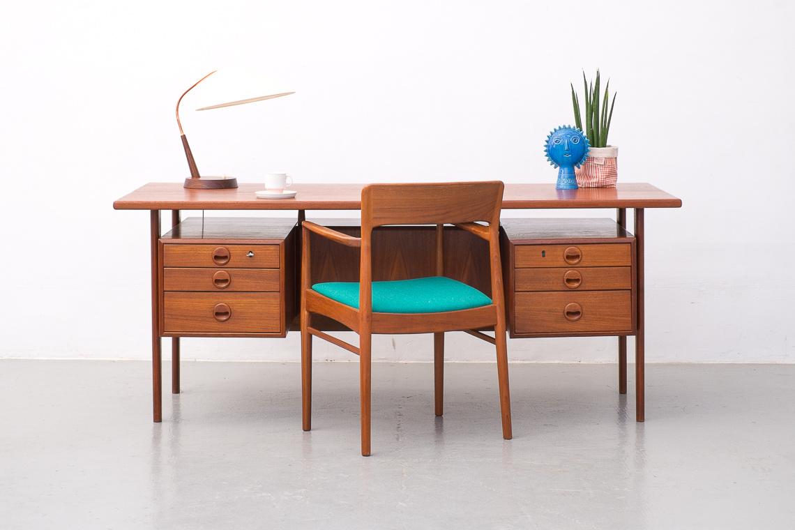 Desk by Kai Kristiansen for FM Danmark