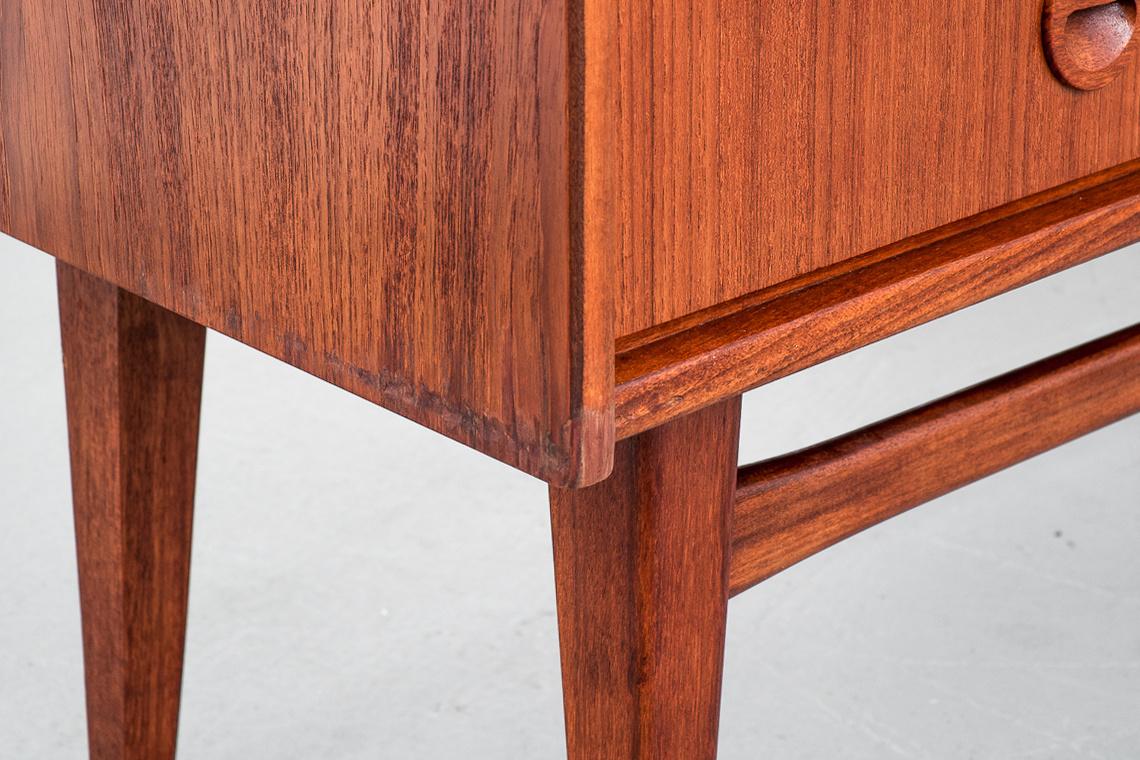 Midcentury Teak Sideboard by Bartels Werke Germany