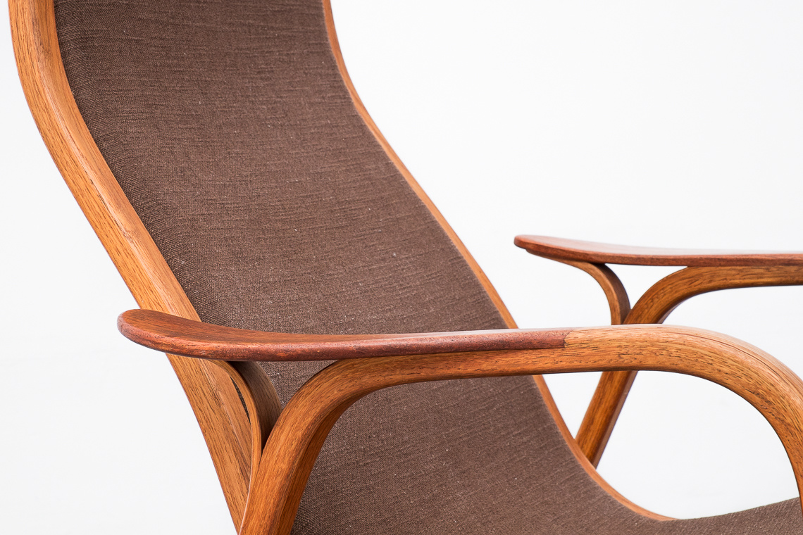 Lamino Lounge Chair by Yngve Ekstrom for Swedese