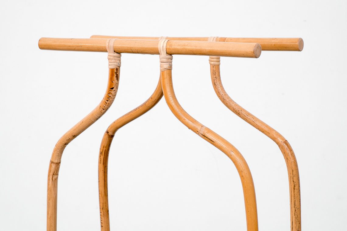 Stummer Diener double Clothes Stand by Miquel Milà for Trenat