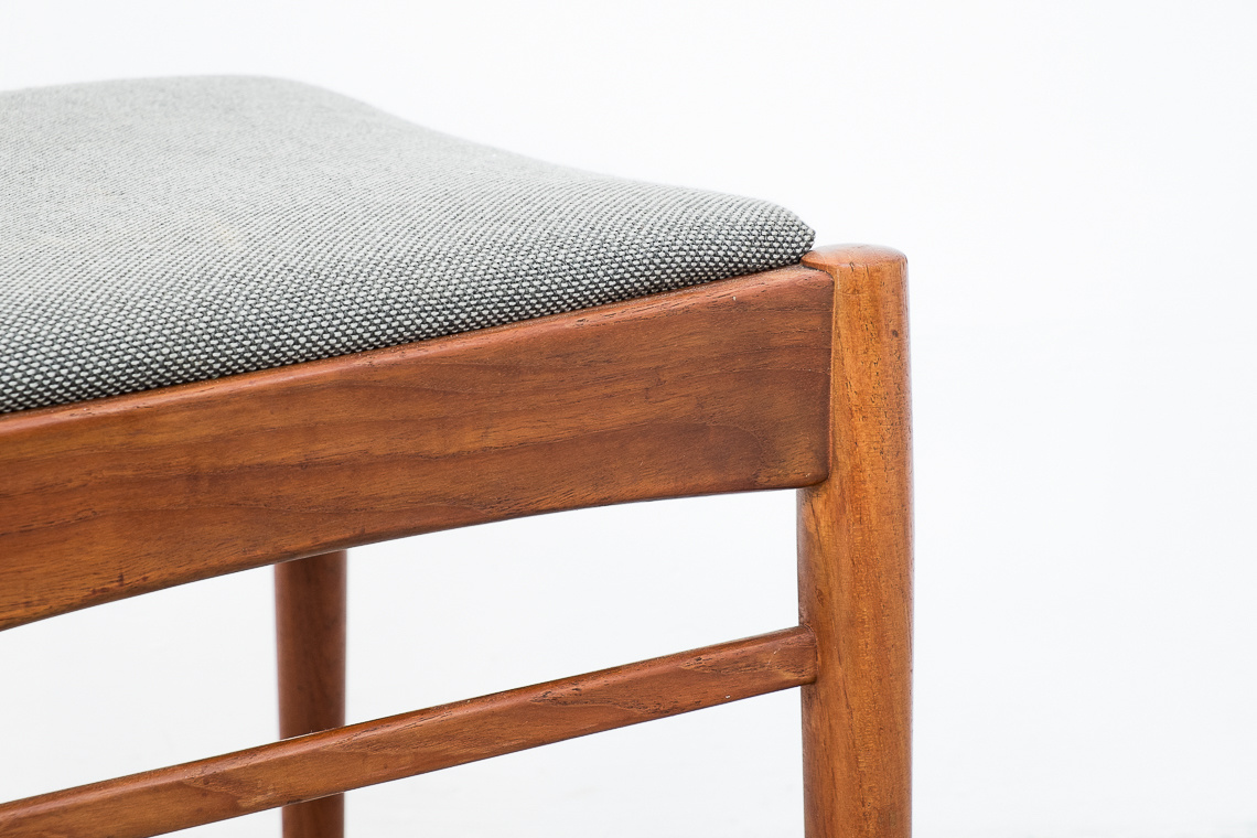 Dining Chair by Kai Kristiansen for Korup Stolefabrik
