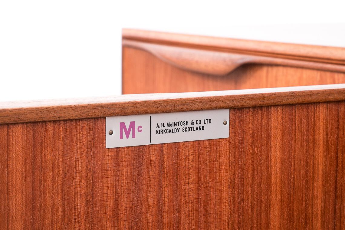 Mid-Century Teak Sideboard MOY by A H McIntosh Scotland