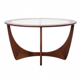 Mid-Century Modern Teak Astro Coffee Table from G-Plan