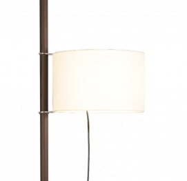 floor lamp TMM WENGE by MIGUEL MILÀ