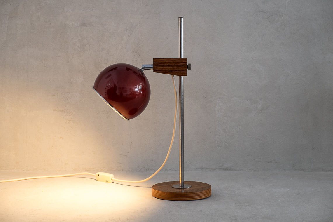SWISS TABLE LAMP type 24 OF TEMDE
