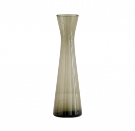 GERMAN GLASS VASE BY INGRID GLAS