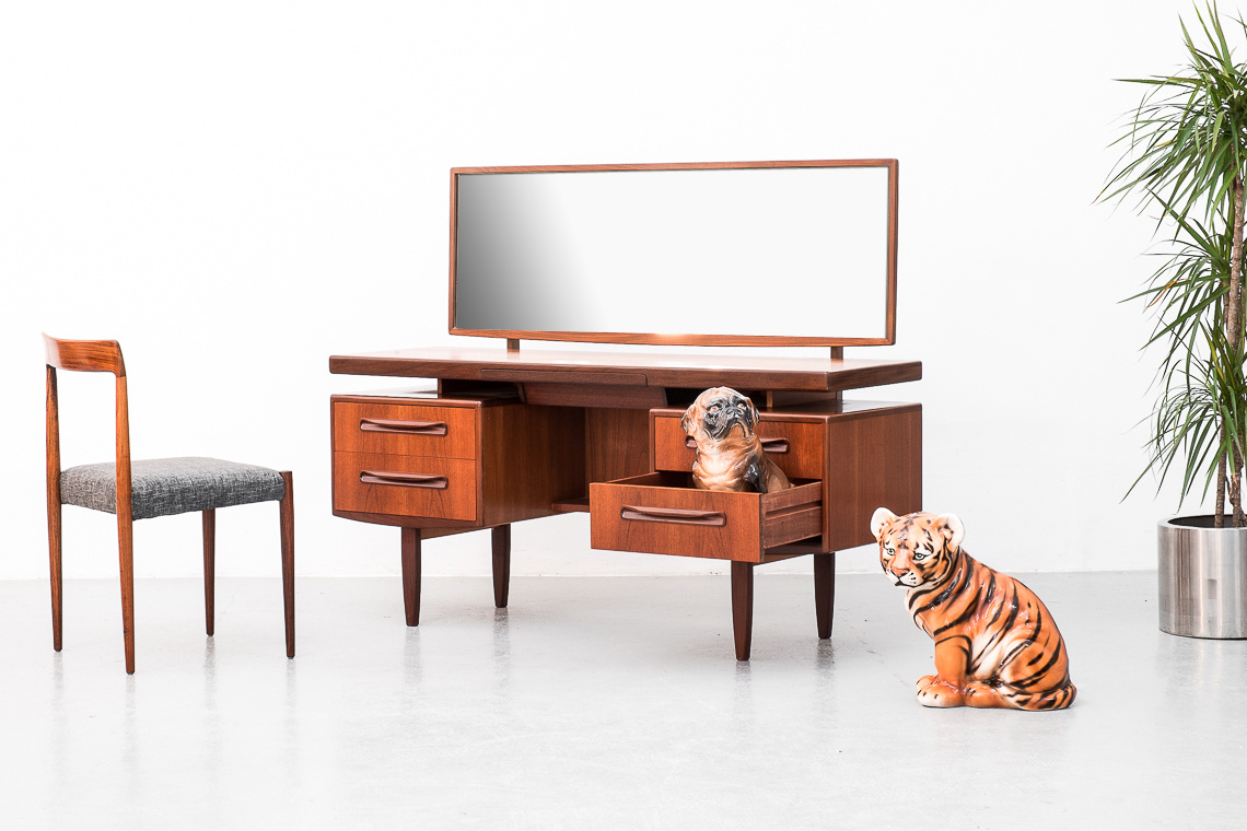 G-Plan Fresco Teak Dressing Table