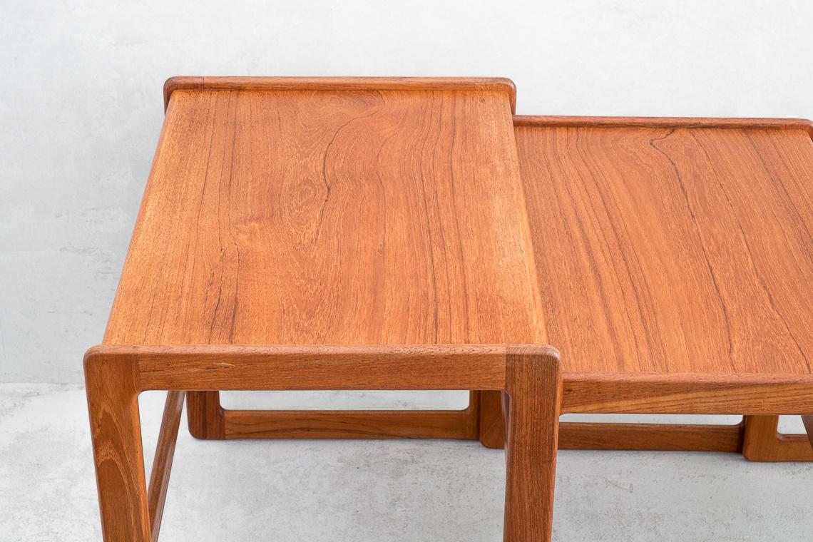 Nest tables of Mcintosh
