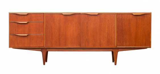 Mid-Century Teak Sideboard DUNVEGAN by A H McIntosh Scotland