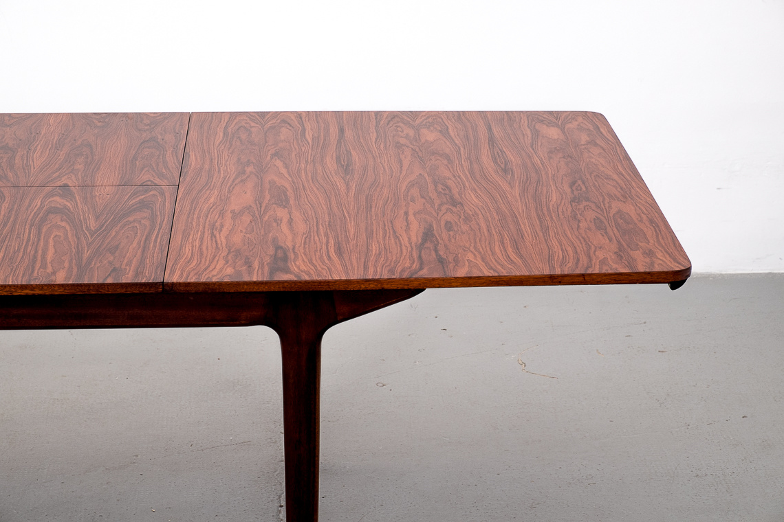 McIntosh Rosewood Extending Dining Table