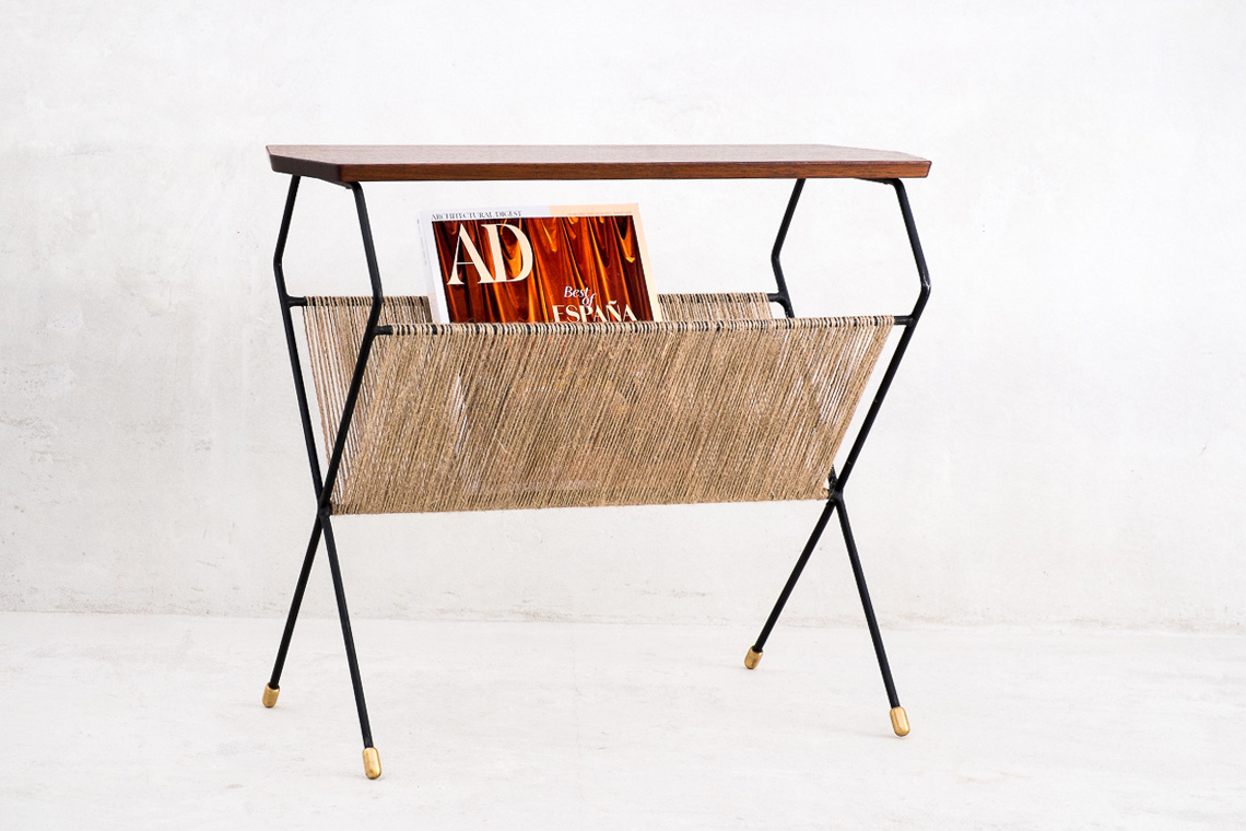 mid century Danish Side Table
