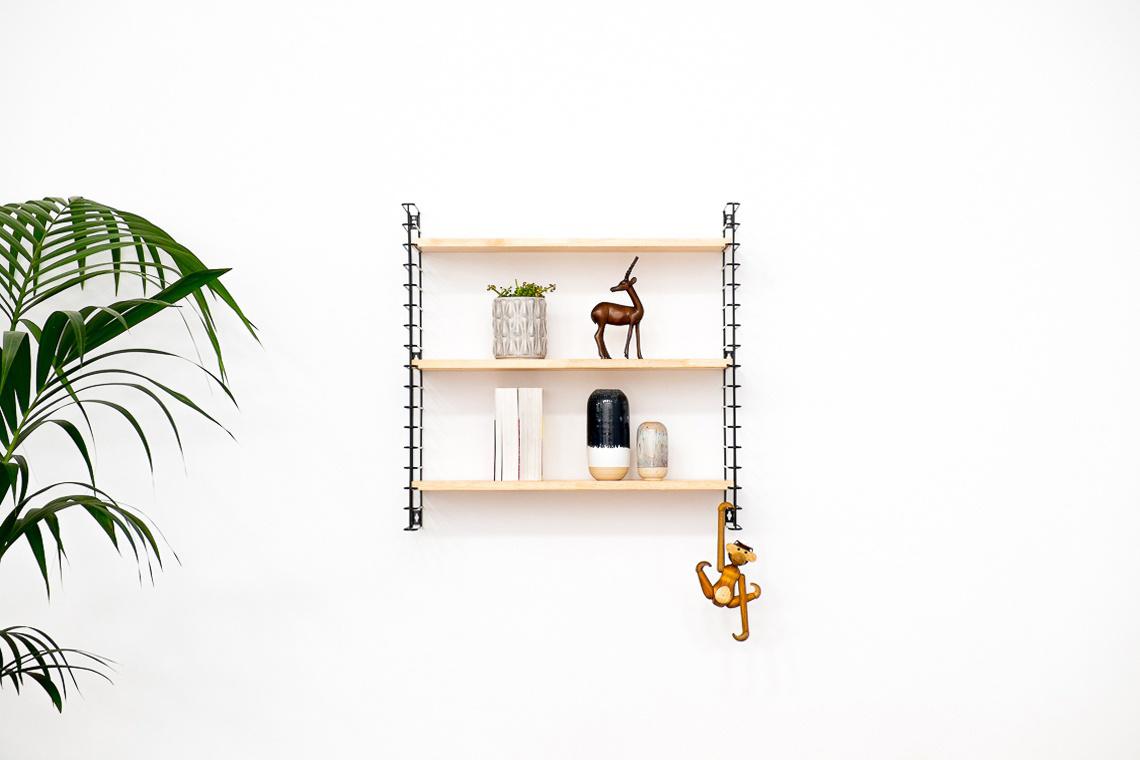 tomado wood shelf