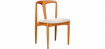 Set of 6 Juliane Dining Chairs by Johannes Andersen for Uldum Møbelfabrik