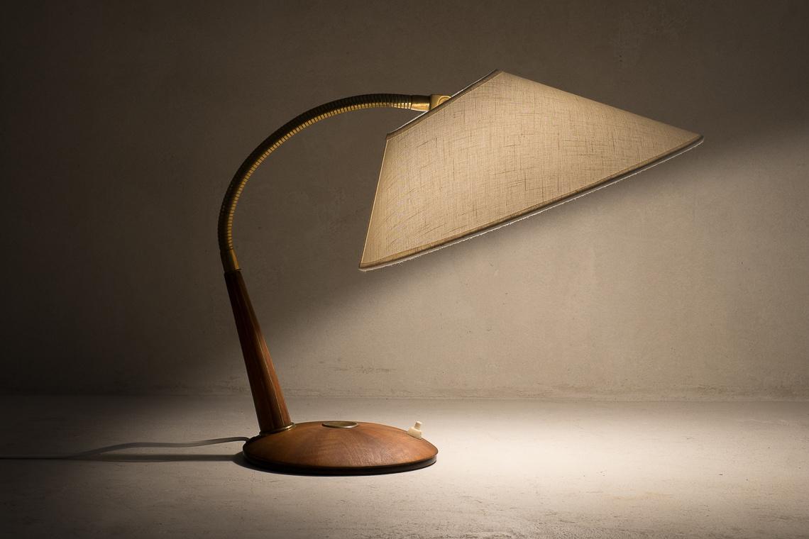 Swiss Desk Lamp Type 31 by Temde