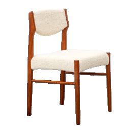 Set of 2 Teak Dining Chairs By SAX Møbelfabrik