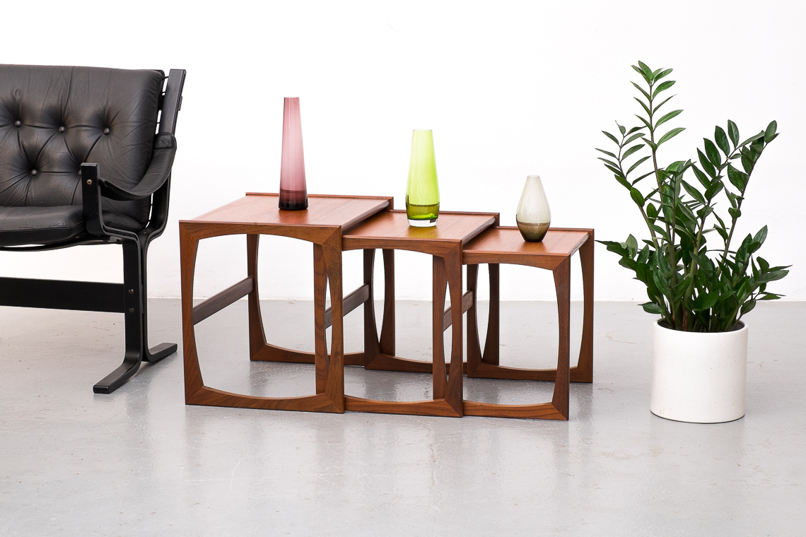 QUADRILLE nest table from GPLAN